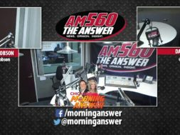 Chicago's Morning Answer Show Notes: Tuesday 12/5/2017