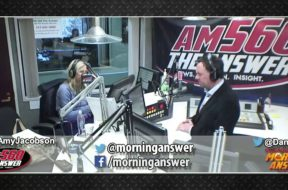 Chicago's Morning Answer Show Notes: Monday 12/11/2017
