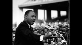 "Martin Luther King's ""Street Sweeper"" Speech"