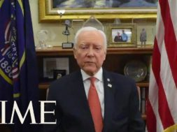 Senator Orrin Hatch Announces Retirement